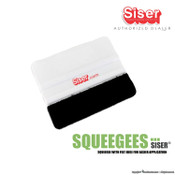 Siser Squeegee with Felt Edge
