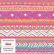 "Siser EasyPSV Patterns - 12"" wide - Bohemian Stripes"