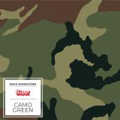 "Siser EasyPSV Patterns - 12"" wide - Camo Green"