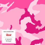 "Siser EasyPSV Patterns - 12"" wide - Camo Pink"