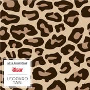 "Siser EasyPSV Patterns - 12"" wide - Leopard Tan"