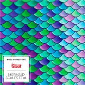 """Siser EasyPSV Patterns - 12"""" wide - Mermaid Scales"""