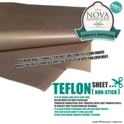 Teflon Sheet - Premium Quality Non-Stick Sheet