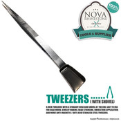 Tweezers with Shovel 6 inches