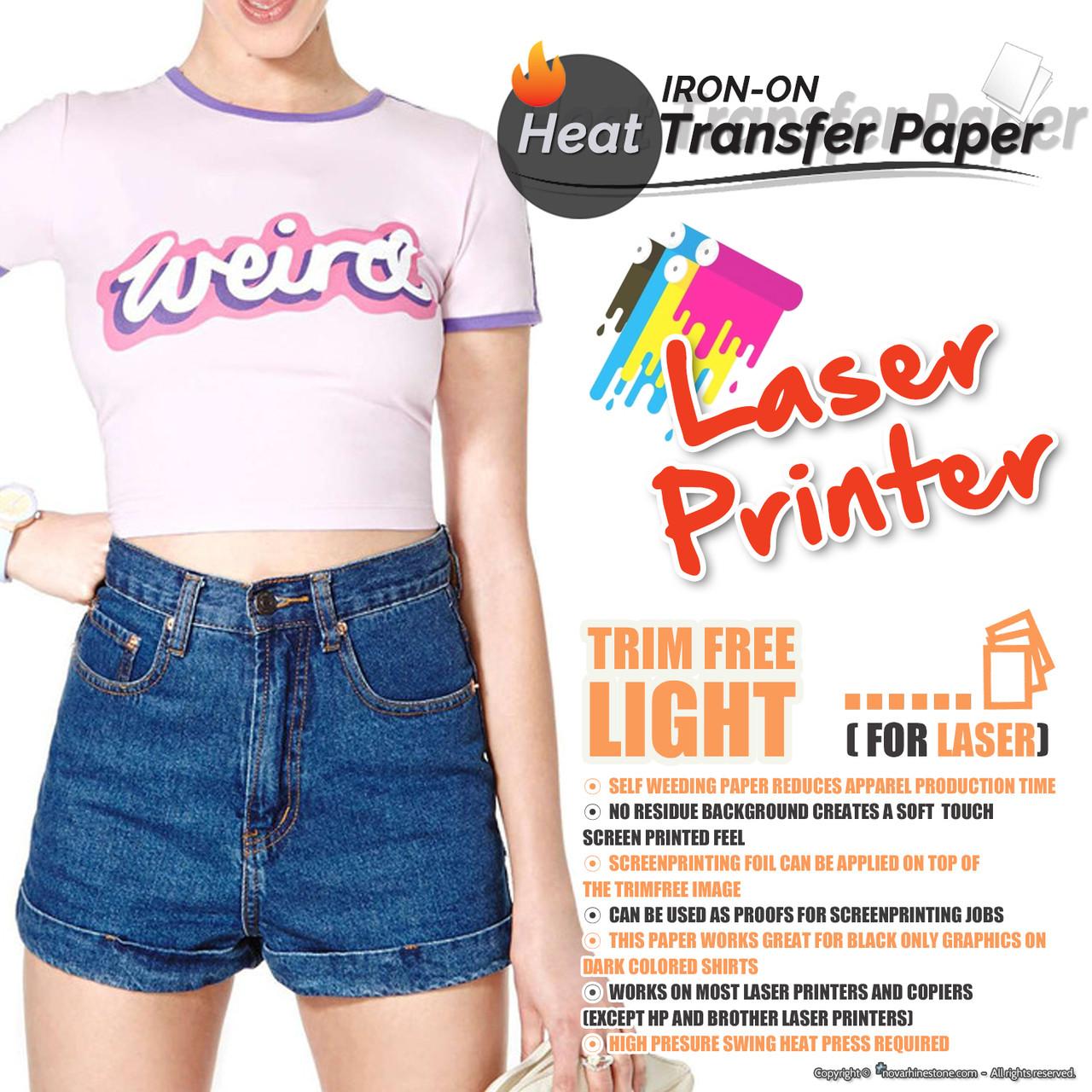 c8982803 Color Laser T Shirt Transfer Paper | Top Mode Depot