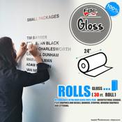 """Ultra High Gloss Vinyl - FDC 4200 - 24"""" wide 30 FEET ROLL"""