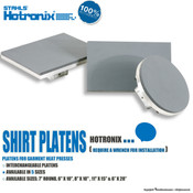 Stahls' Hotronix® Heat Press Shirt Platens