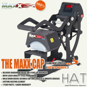 STAHLS' The MAXX® CAP Heat Press