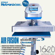 "STAHLS' Hotronix® AIR FUSION™ Heat Press 16""x20"""