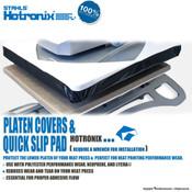 Stahls' Hotronix® Platen Covers - Quick Slip Pad Protectors