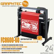 "GRAPHTEC FC8600-60 24"""