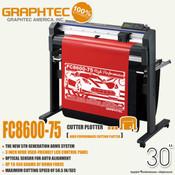 "GRAPHTEC FC8600-75 30"""