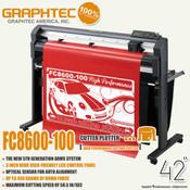 "GRAPHTEC FC8600-100 42"""