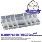14 Compartments Caddy
