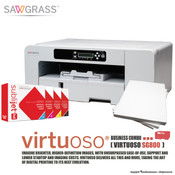 Sawgrass Virtuoso SG800 Sublimation PRINTER KIT