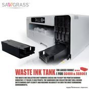 Sawgrass Virtuoso SG400 / SG500 / SG800 / SG1000 WASTE INK TANK