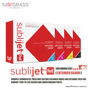 Sawgrass SubliJet-HD Sublimaton Ink Cartridges for SG800