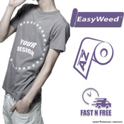 Siser EasyWeed HTV - All Sizes - FAST N FREE