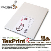 TexPrint R Sublimation Paper - Pack of 110 Sheets