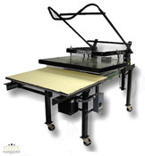 "Geo Knight MAXI PRESS Heat Press 44""x64"""