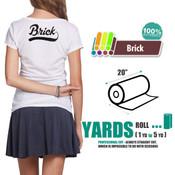 """Siser Brick - 20"""" wide"""