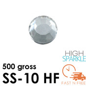 SS-10 NRD High Sparkle Rhinestones Hot Fix - Bulk - FAST N FREE