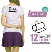 "Siser Brick 600 - 20""x12"" Sheet"