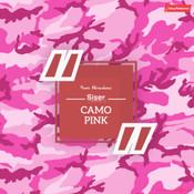 Siser EasyPatterns - Camouflage Pink