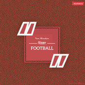 Siser EasyPatterns - Football