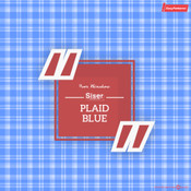 Siser EasyPatterns - Plaid Blue
