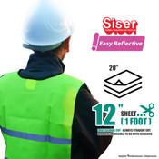 "Siser Easy Reflective™ - 20"" x 12"" Sheet"