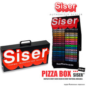 Siser Pizza Box