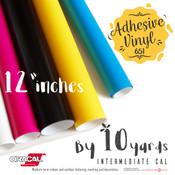 "ORACAL 651 Gloss, Crafting Adhesive Vinyl -  12"" x 10 Yards"