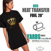 """NRD HTV FOIL - 20"""""""
