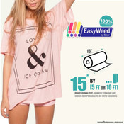 "Siser EasyWeed - 15""x5ft or 15""x10ft"