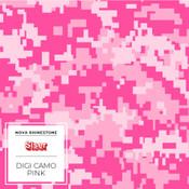 """Siser EasyPatterns 2 - 12"""" wide - Digi Camo Pink"""