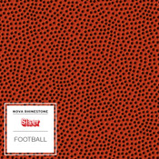 "Siser EasyPatterns 2 - 12"" wide - Football"
