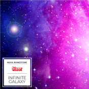 "Siser EasyPatterns 2 - 12"" wide - Infinite Galaxy"