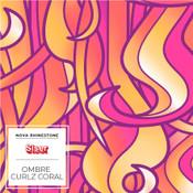"Siser EasyPatterns 2 - 12"" wide - Ombre Curlz Coral"