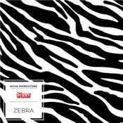 "Siser EasyPatterns 2 - 12"" wide - Zebra"