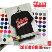 Siser Color Guide