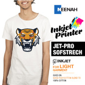 Jet PRO SofStretch  - Inkjet Printer / White or Light Colored Garments