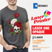 Laser 1 Opaque - Laser Printer / Dark Colored Garments