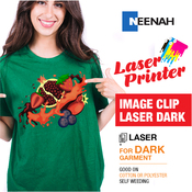ImageClip - Laser Printer / Dark Colored Garments