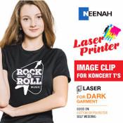 ImageClip Koncert Ts - Laser Printer / Dark Colored Garments