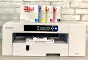 Sawgrass Virtuoso SG400 Sublimation PRINTER KIT with SISER EasySubli Inks