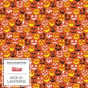 """Siser EasyPatterns 2 - 12"""" wide - Jack-o-Lanterns"""