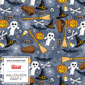 "Siser EasyPatterns 2 - 12"" wide - Halloween Party"