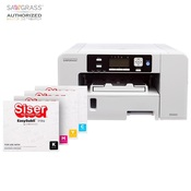 Sawgrass SG500 Sublijet HUD Sublimation PRINTER KIT with SISER EasySubli Inks