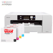 Sawgrass SG1000 Sublijet HUD Sublimation PRINTER KIT with SISER EasySubli Inks
